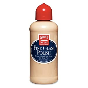 Griot's Garage 11017 Glass Polish (Fine) 16oz