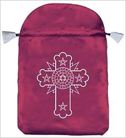 Rosicrucian Satin Bag (Bolsas de Lo Scarabeo Tarot Bags From ...