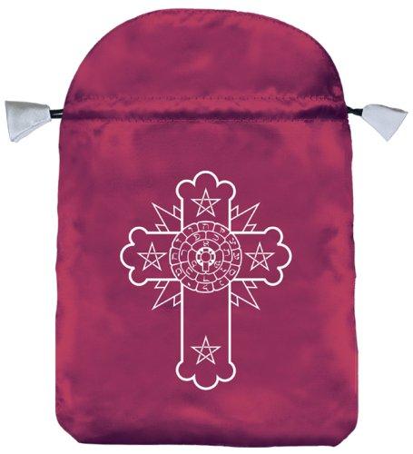 Rosicrucian Satin Bag Bolsas de Lo Scarabeo Tarot Bags From ...