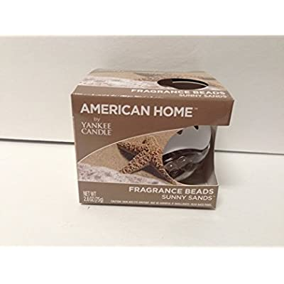 Yankee Candle Sunny Sands Fragrance Beads, American Home Collection