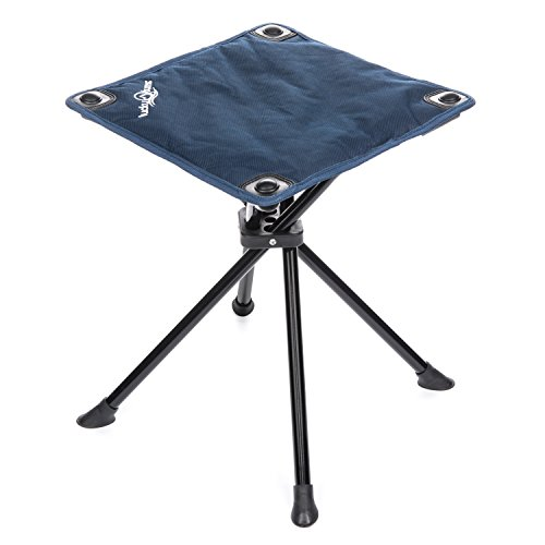 Lucky Bums 4-Leg Folding Camp Stool
