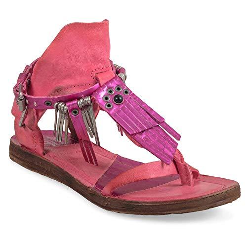 Rowan A Women's T Strap 98 Sandal Pink s MVpUSz