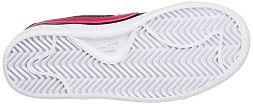 Nike Court Royale (PSV), Zapatillas Unisex Niños Negro (Black/rush Pink-white)