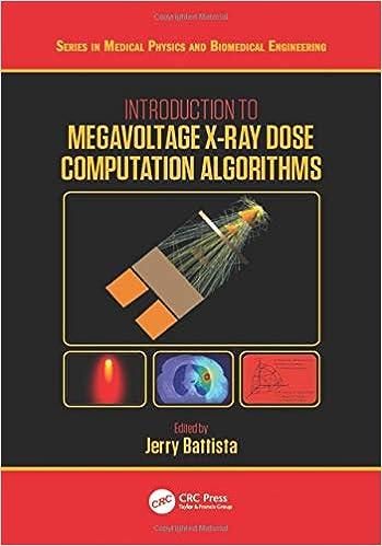 Introduction to Megavoltage X-Ray Dose Computation