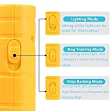 7mohugme LED Ultrasonic Dog Repeller and Trainer