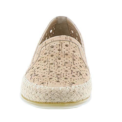 Mules Womens Toe cork Closed Nicki Vaneli Natural wBCHqHI
