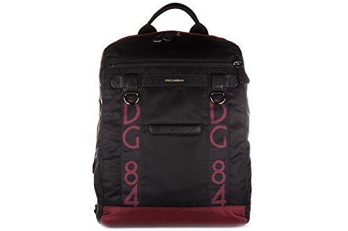 Dolce&Gabbana sac à dos homme en Nylon noir