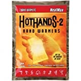 HeatMax HOTHANDS - 2 hand warmers (Pack of 6)