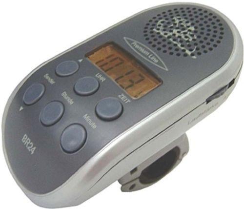 ML Solution Fahrrad Radio Braun 24,Suchlauf,MP3,LED