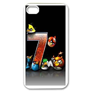 iPhone 4,4S Csaes phone Case Angry Birds ABD92909