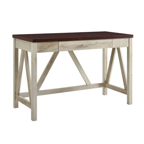 (WE Furniture AZW46AFTB Rustic Desk 20