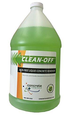 CLEAN-OFF Liquid Concrete Remover 1 Gallon