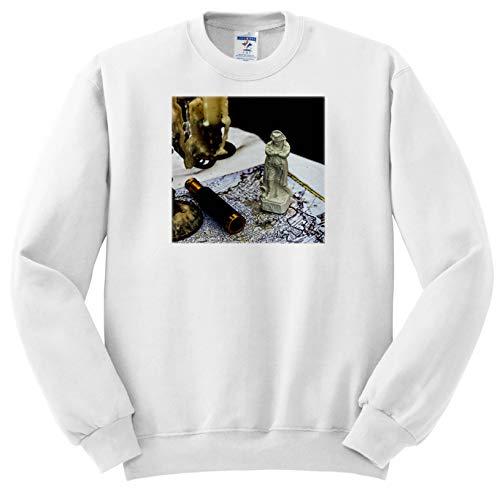 - Alexis Photography - Still-Life - Vintage Napoleon Figurine, Spyglass, Candlestick, map. Past glories - Sweatshirts - Youth Sweatshirt XS(2-4) (ss_304790_9)
