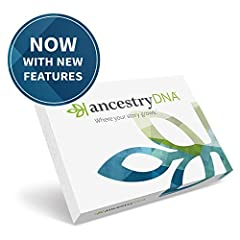 Find out your ethnic mix and discover distant relatives with a simple DNA test. AncestryDNA-The world's largest consumer DNA network. How it works. 1. Order a kit with easy-to-follow instructions. 2. Activate your kit and return your saliva s...
