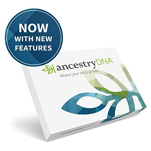 AncestryDNA: Genetic Ethnicity Test (Mothers Send Gifts Day)