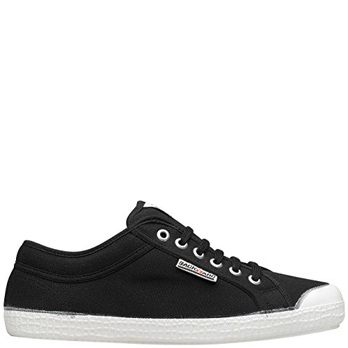 White Outsole Sneaker Backyard Unisex Black CqXSAOw