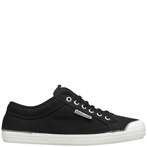 White Outsole Sneaker Backyard Unisex Black CqXSAOw