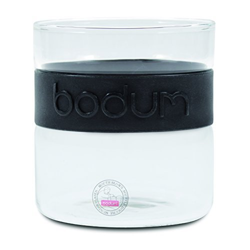 Bodum Glass Container for Bistro Burr Coffee Grinder with Black Silicone Sleeve Review