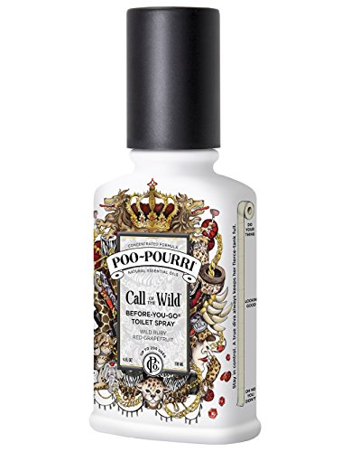Authentic poo pourri before you go toilet spray 2 ounce bottle original citrus scent free for Poo pourri before you go bathroom spray