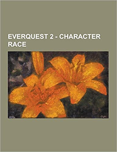 Everquest 2 - Character Race: Arasai, Barbarian, Character