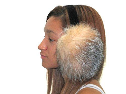 Crystal Fox Ear Muffs
