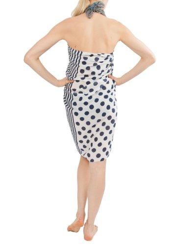 Sarong Paréo en Coton Motif Imprimé, multi floral  Amazon.fr  Vêtements et  accessoires fefcd395f51