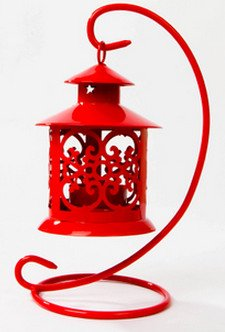 Hanging Table-Top Lantern Candle Holder│Valentine's For He