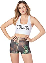 Top Logo Colcci Fitness Feminino