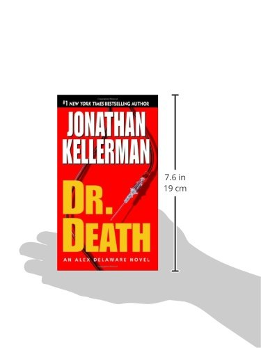 Amazon com: Dr  Death (Alex Delaware, No  14) (9780345508522