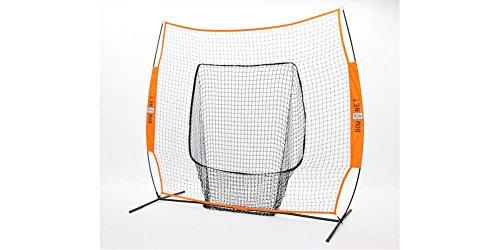 BOWNET Bownet 7 x 7 Big Mouth Replacement Net, Orange