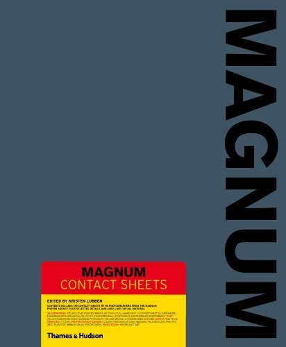- Magnum Contact Sheets by Lubben, Kristen Published by Thames & Hudson (2011) Hardcover