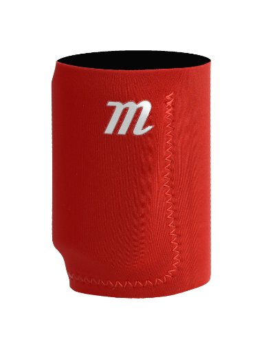Marucci 2013 Wrist Guard, Red, X-Large by Marucci