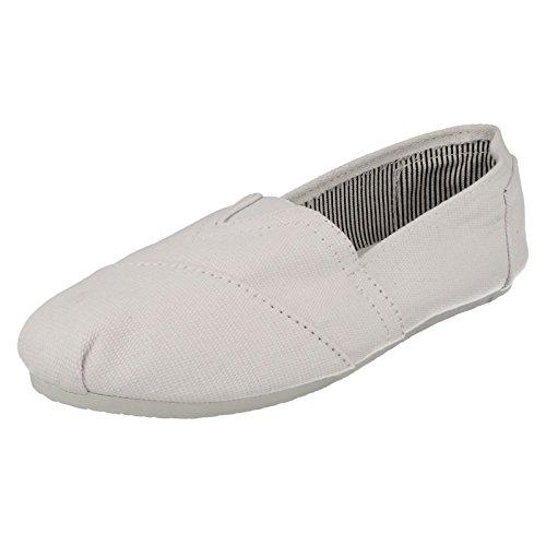 Reflex , Damen Ballerinas Weiß