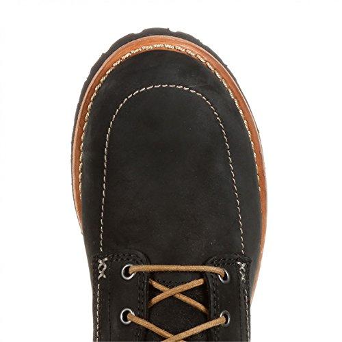Fb Fashion Boots Georgia Boot Gb00173 M Lotto Piccolo Cuneo Nero / Herren Schnürstiefel Schwarz / Lavoro Avvio / Herrenstiefel Nero (weite M)