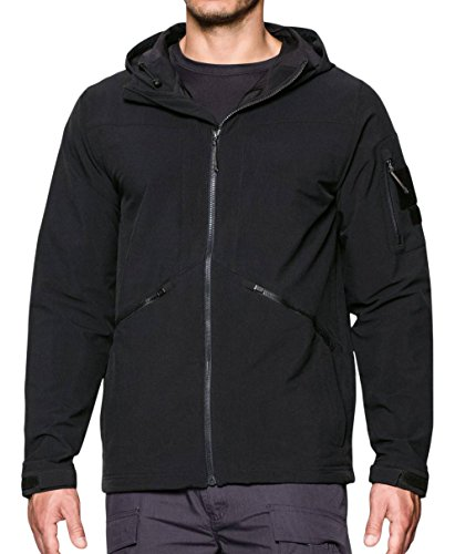 Under Armour Mens UA Storm Tactical Woven Jacket X-Large Dark Navy Blue by UNDER ARMOUR