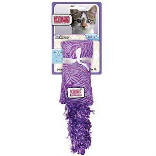 KONG Kitten Kickeroo Cat Toy (Assorted), My Pet Supplies