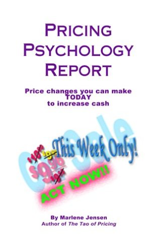 Download Pricing Psychology Report ebook
