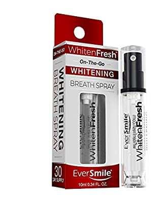 EverSmile WhitenFresh On-The-Go Teeth Whitening & Breath Freshening Spray