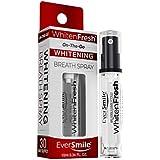 EverSmile WhitenFresh On-The-Go Teeth Whitening & Breath Freshening Spray (1 Pack)