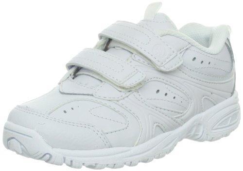 Stride Rite Cooper Hook & Loop Sneaker (Toddler/Little Kid/Big Kid),White,11.5 M US Little Kid