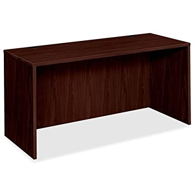 HON BL Laminate Series Credenza Shell Desk
