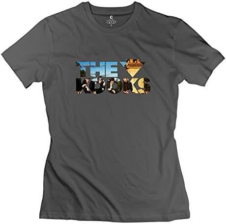 StaBe Female Kooks Band Logo T-Shirt Unique Quotes