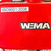 Weima wm1100 a 6 PS 296 CCM fresado Ancho 120 cm Marchas 2 ...
