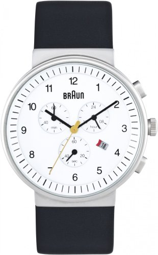 braun-chronograph-watch-40mm-white-face-black-leather-band