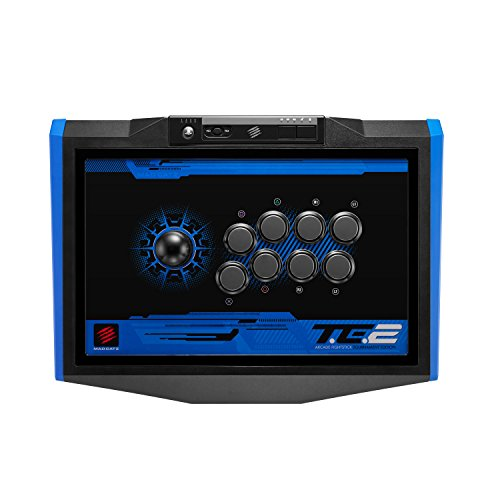 Mad Catz Arcade FightStick Tournament Edition 2 for PlayStation 4 and PlayStation 3