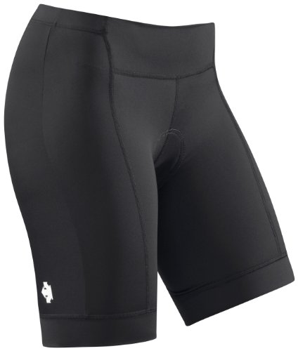 Descente Women's Pure Short, Black, X-Small Descente Black Shorts