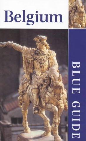 Belgium (Blue Guides)