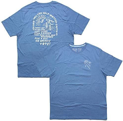 Tシャツ 半袖Tシャツ メンズ レディース PATAGONIA patagonia022 [並行輸入品]