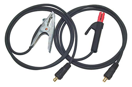 (Lincoln Electric K2394-1 Stick Electrode Holder and Cable Assembly, Twist Mate)