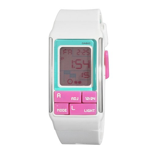 Casio Womens LDF51 7C Futuristic Digital
